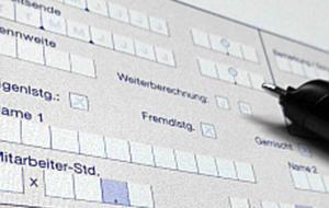 Mobile Dokumentation: Leistungsnachweis / Kundendienst